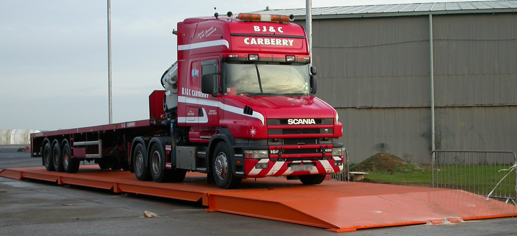 weighbridge Solutions